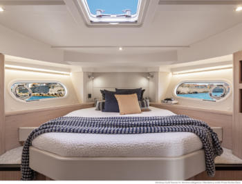 Swift Trawler 41 cabin