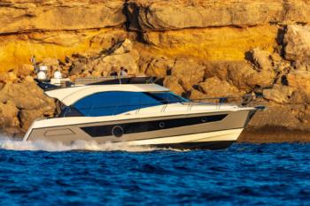 Beneteau Monte Carlo 52 boat in the sea