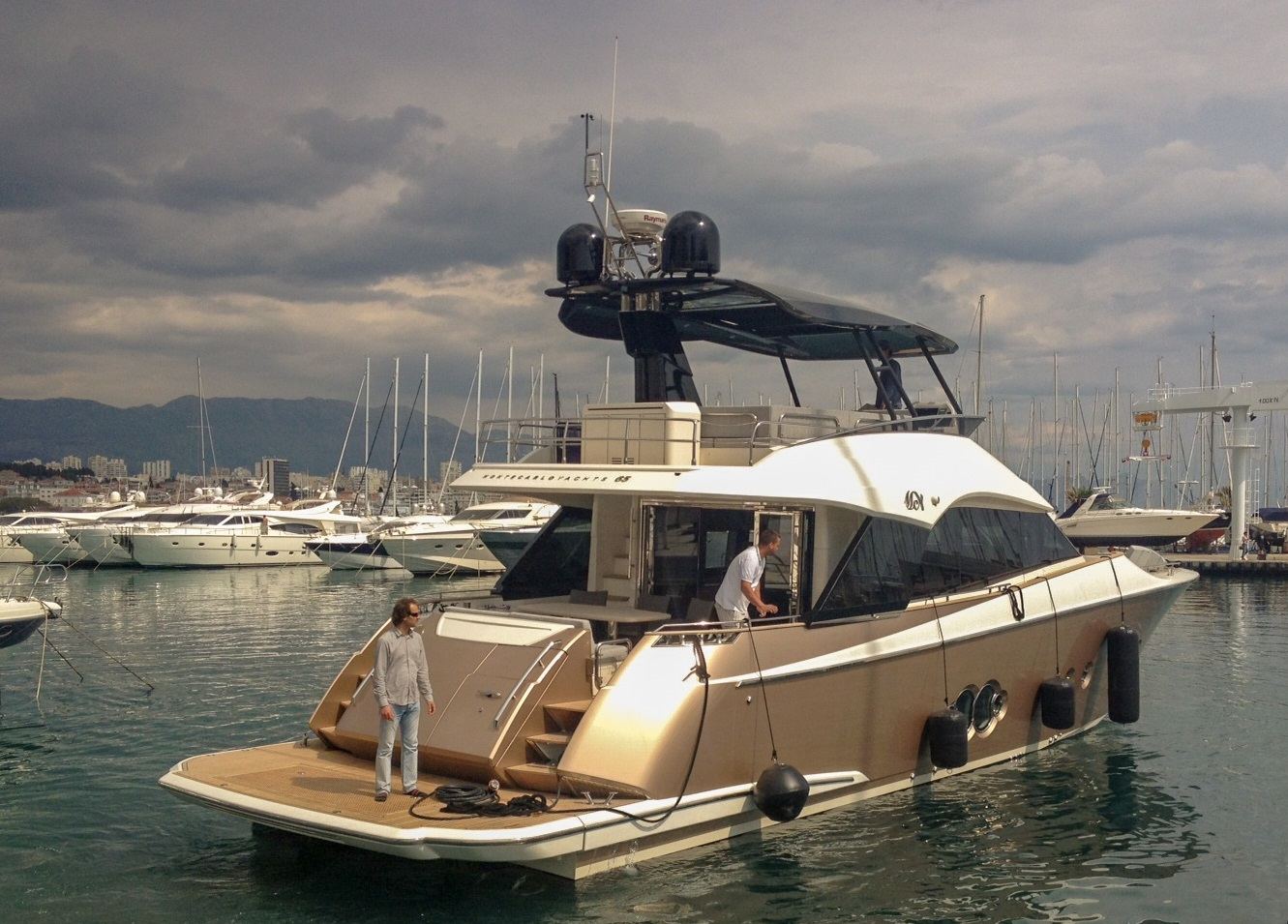 About us - Monte Carlo Yachts Croatia